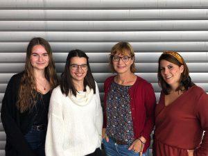Das Bremer Team des Start-ups YOGUT Starterkulturen.