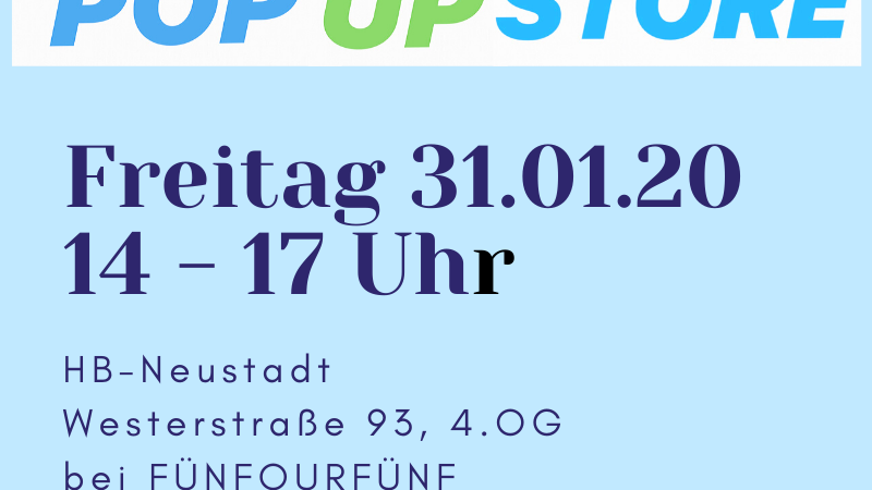 Yogut Pop up Store Januar 2020