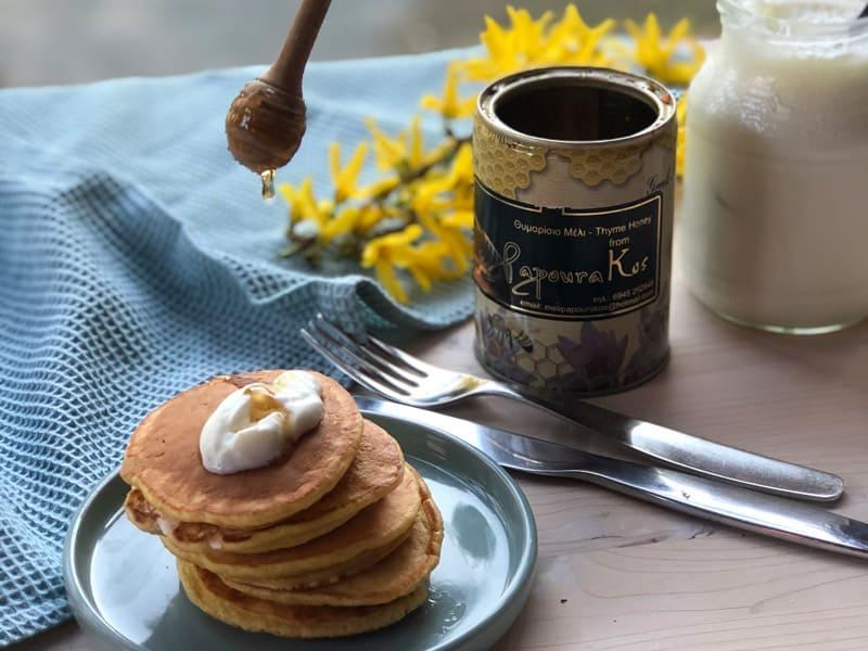 Rezept YOGUT Joghurt Pancakes