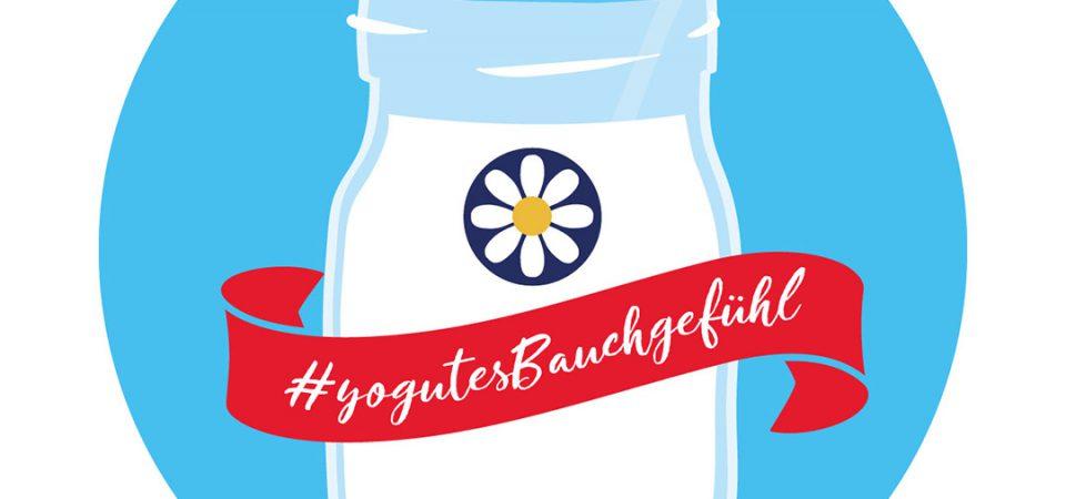 YOGUT Challenge yogutesBauchgefühl Joghurtwoche