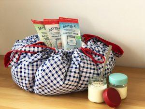 Hauptgewinn der YOGUT Challenge Jahresvorrat Joghurtkulturen