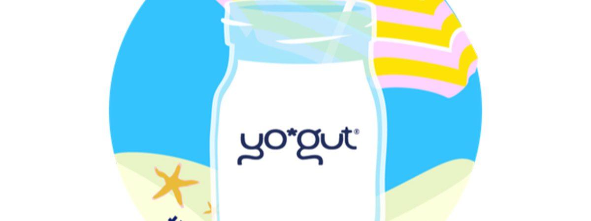 YOGUT Badge yoguteSommerlaune