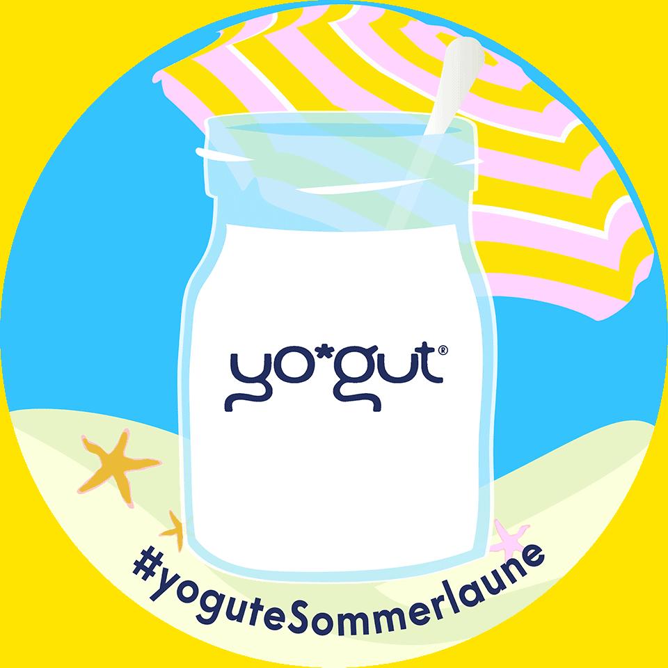 YoGuteSommerlaune - YoGut Rezepte mit Kefir