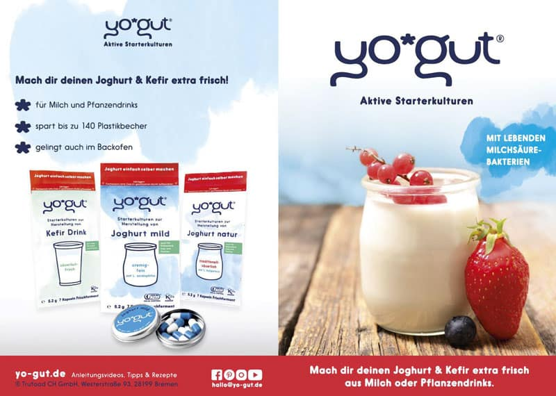 Joghurt selber machen Anleitung Grundrezepte